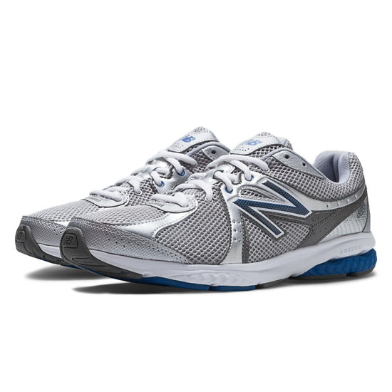 MEN'S New Balance 665 Silver with Blue