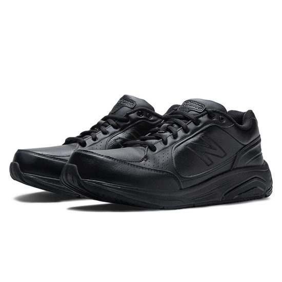 MEN'S New Balance Leather 928 Black