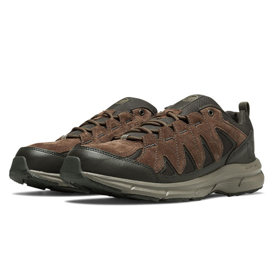MEN'S New Balance 799 Brown with Black
