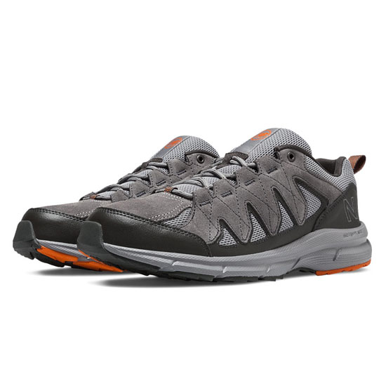 MEN'S New Balance 799 Grey with Orange