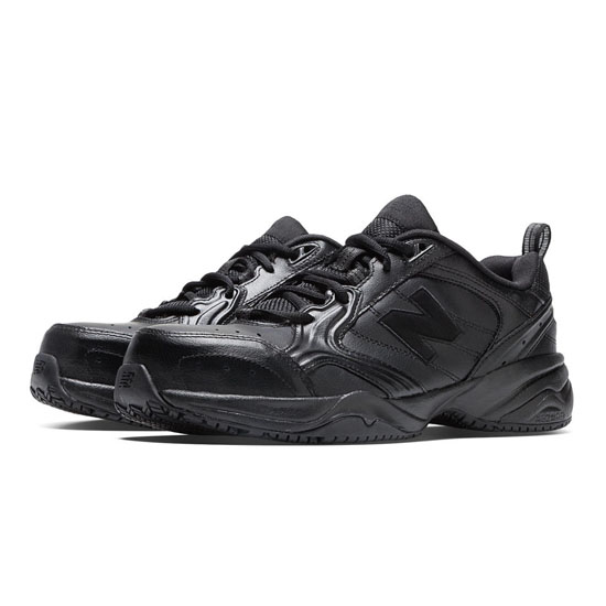 MEN'S New Balance Steel Toe 627 Black