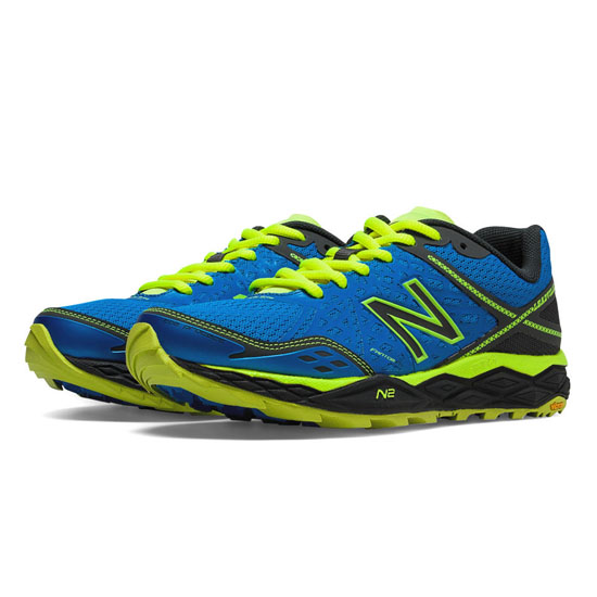 WOMEN'S New Balance Leadville 1210v2 Electric Blue with Orca & Hi-Lite