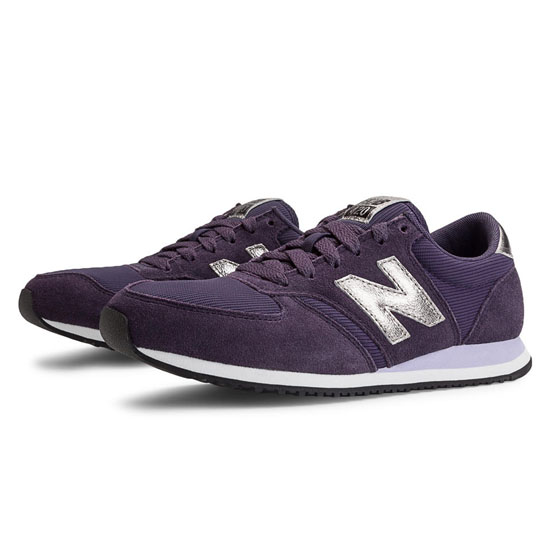 WOMEN'S New Balance HKNB 420 Elderberry with Cosmic Sky