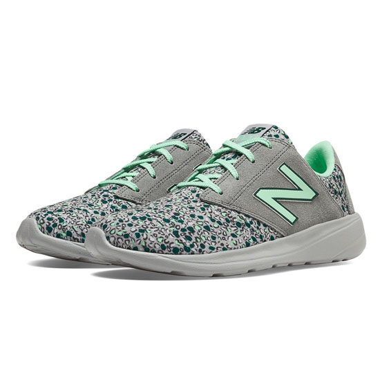 WOMEN'S New Balance 1320 Steel Grey with Mint & Blue Smoke