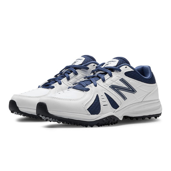 WOMEN'S New Balance 706 White with Blue