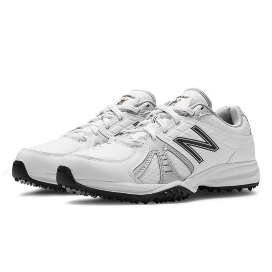 WOMEN'S New Balance 706 White with Silver