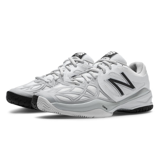 WOMEN'S New Balance 996 White with Silver