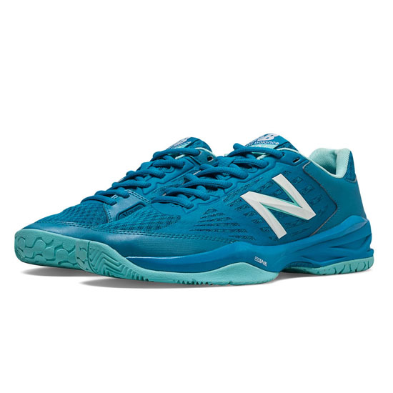 WOMEN'S New Balance 896 Blue with Blue Atoll