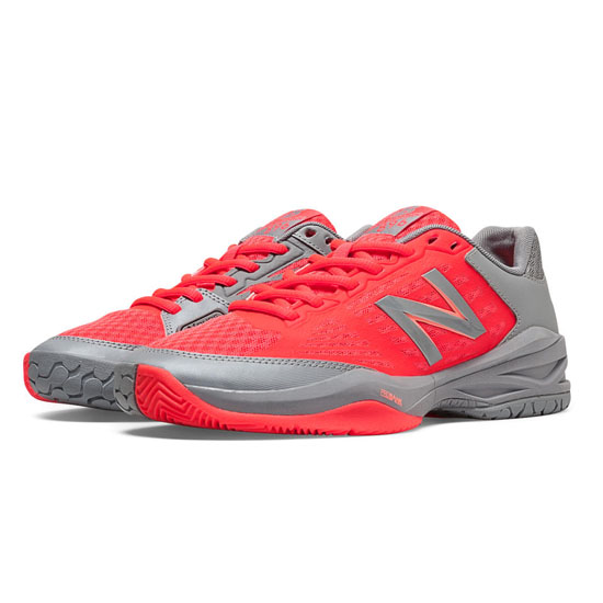 WOMEN'S New Balance 896 Coral Pink with Grey