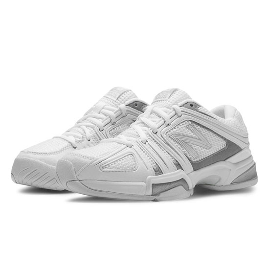 WOMEN'S New Balance 1005 White with Silver