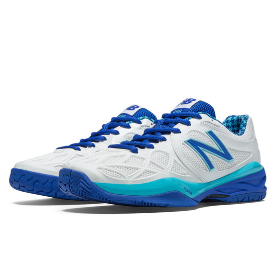 WOMEN'S New Balance 996 UV Blue with White & Paradise