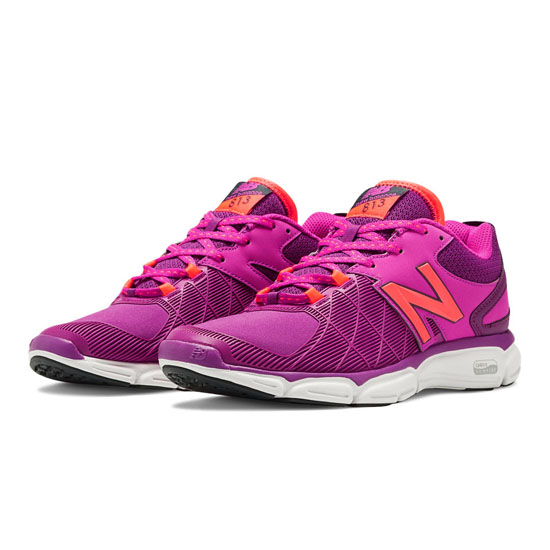 WOMEN'S New Balance 813v3 Voltage Violet with Dynamite