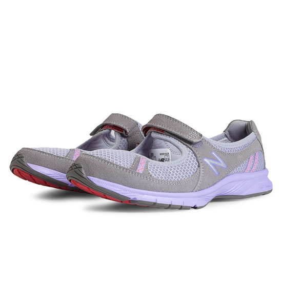 WOMEN'S New Balance 515 Grey with Lavender