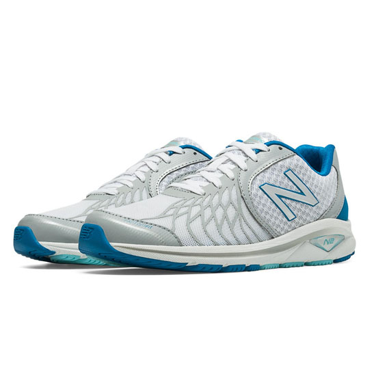 WOMEN'S New Balance 1765v2 White with Blue