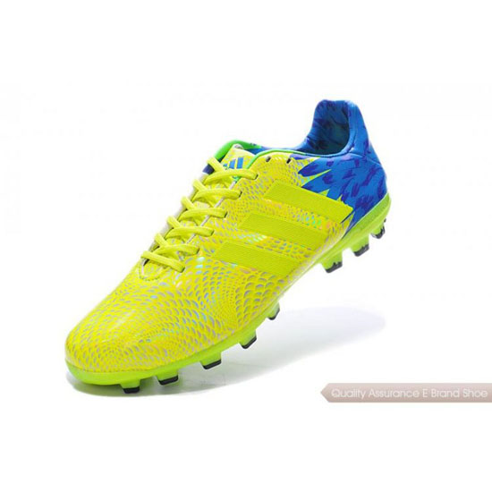 adidas 11Pro Carnaval TRX  yellow/blue Shoes