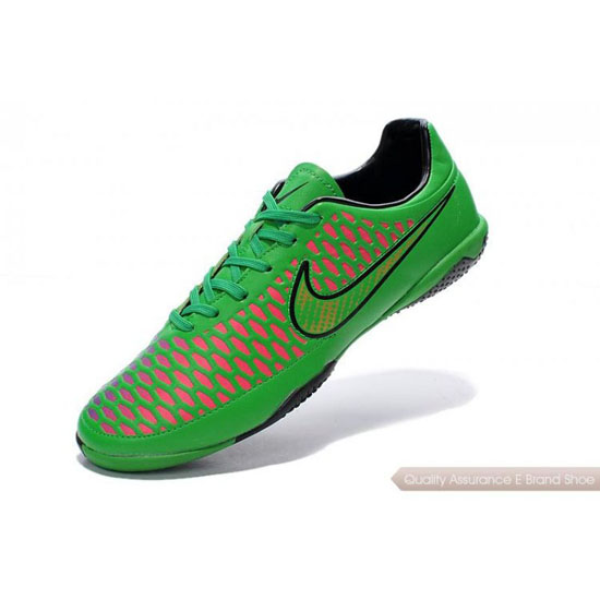 Nike Magista Onda peach/green Shoes
