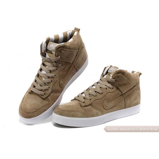 Nike Dunk SB Mens brown