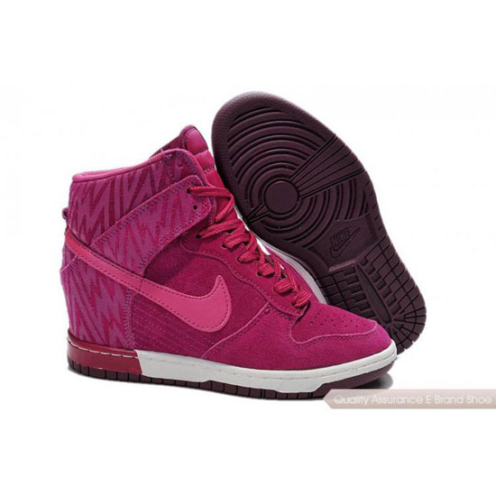 Nike Dunk SB Womens cherry
