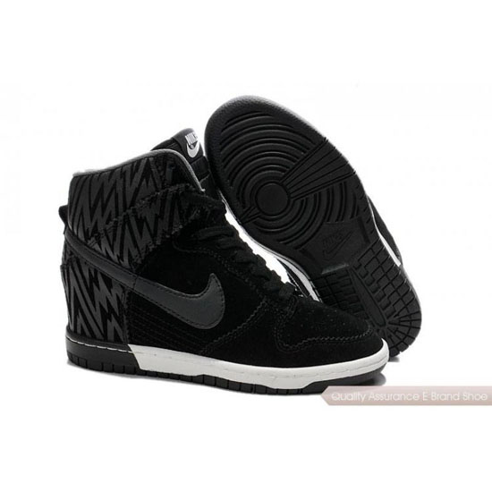 Nike Dunk SB Womens black