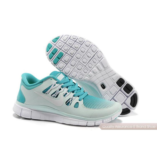 Nike Free 5.0V2 Mens Gray Blue