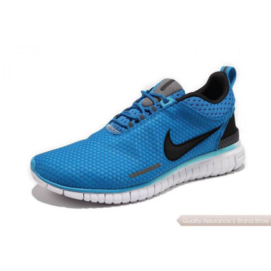 Nike Free OG Breeze Mens Blue Black