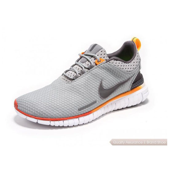 Nike Free OG Breeze Mens Gray Coffee