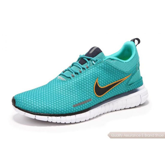 Nike Free OG Breeze Mens Green Coffee
