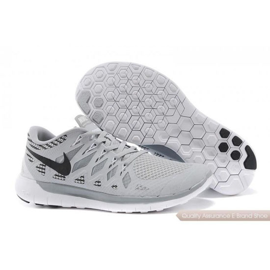 Nike Free 5.0 World Cup Mens Light Grey Shoes