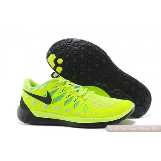 Nike Free 5.0 World Cup Mens Light Yellow Shoes