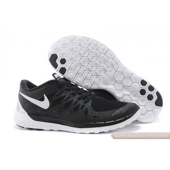 Nike Free 5.0 World Cup Mens Full Black Shoes