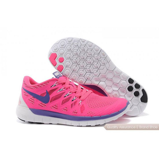 Nike Free 5.0 World Cup Womens Rose Shoes