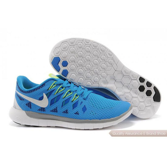 Nike Free 5.0 World Cup Unisex Light Blue Shoes