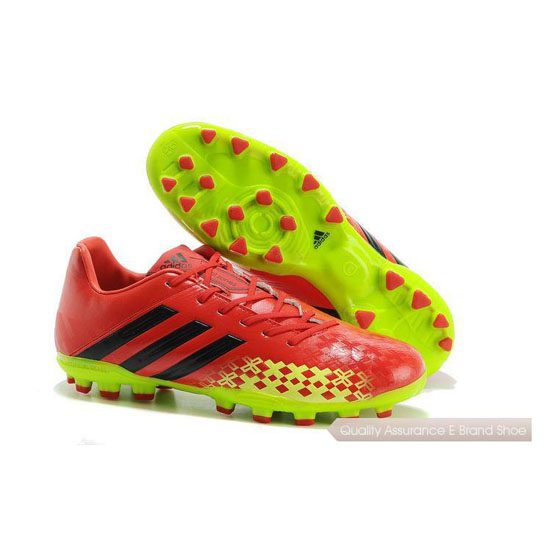 Adidas Soccer Sneakers Mens red/black/yellow