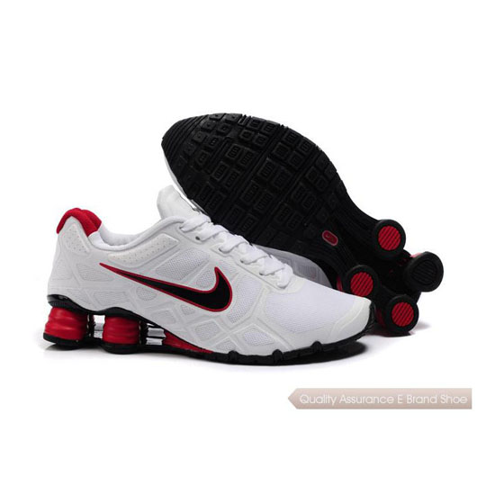 Nike Shox Turbo12 Men red/black/white