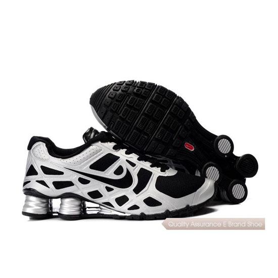 Nike Shox Turbo12 Men white/black