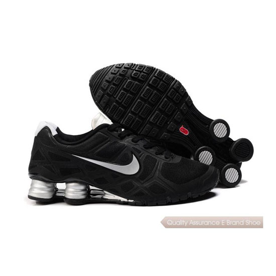 Nike Shox Turbo12 Men siver/black