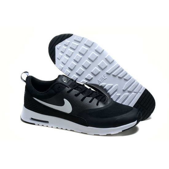 Nike Air Max Men's Thea Print Black White Shoes