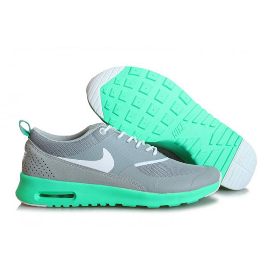 Nike Air Max Women's Thea Print Light Grey White Shoes