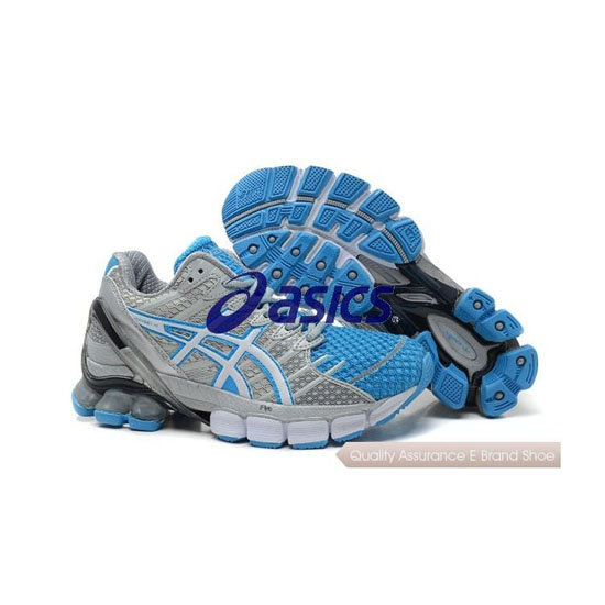 ASICS GEL-Kinsei 4 Womens Grey Blue