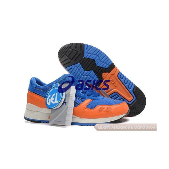 ASICS Gel-LYTE III Mens Blue Orange