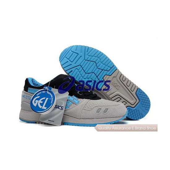 ASICS Gel-LYTE III Mens Grey Blue