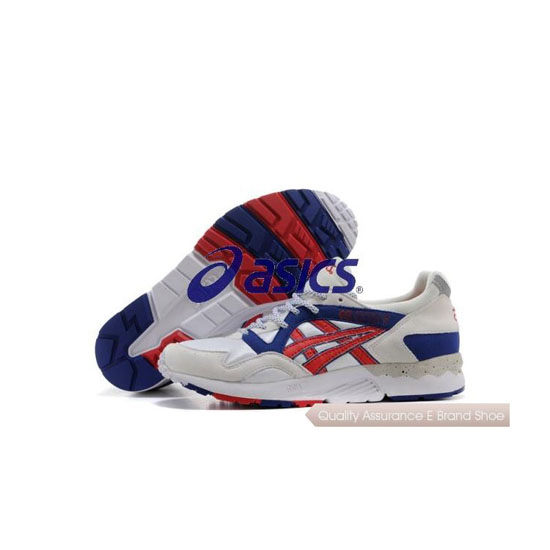 ASICS Gel-LYTE V Mens White Red