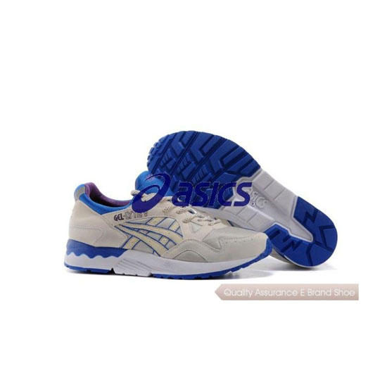 ASICS Gel-LYTE V Mens White Blue