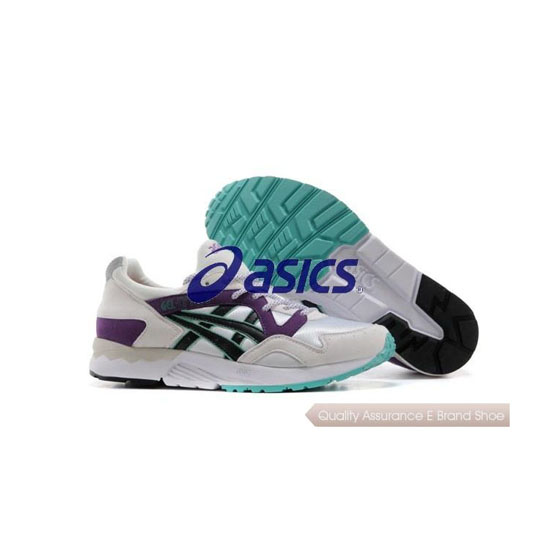 ASICS Gel-LYTE V Mens White Black