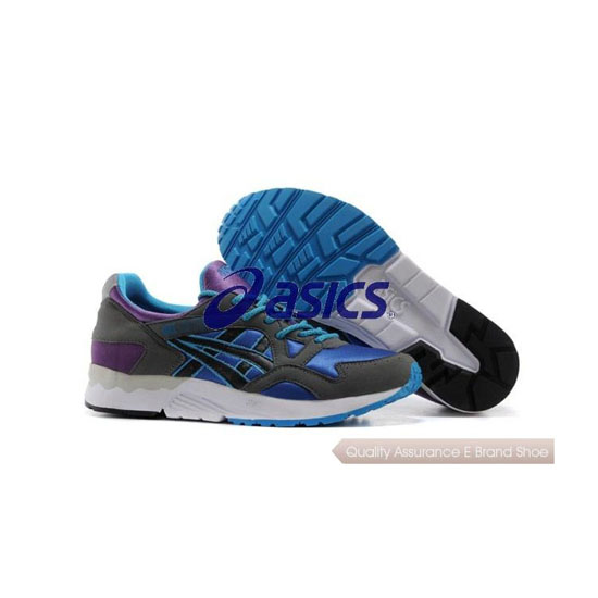 ASICS Gel-LYTE V Mens Grey Blue
