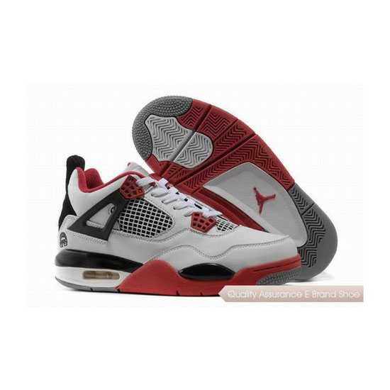 Nike Air Jordan 4 Retro Mars Blackmon Sneakers