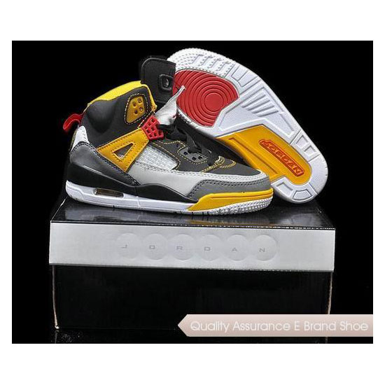 Nike Kids Air Jordan Spizike 3M Sneakers