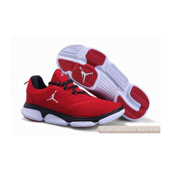 Nike Jordan RCVR Red/Black-White Sneakers