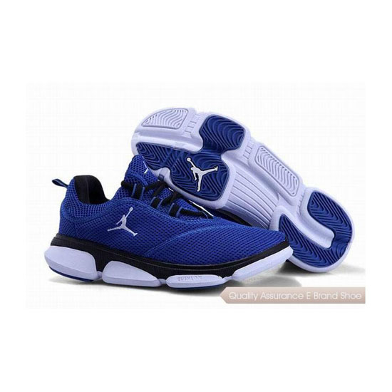 Nike Jordan RCVR Royal Blue/Black-White Sneakers