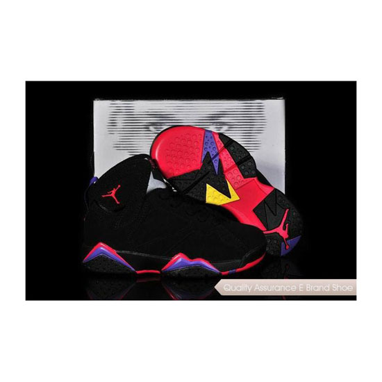 Nike Kids Air Jordan 7 Raptor Sneakers